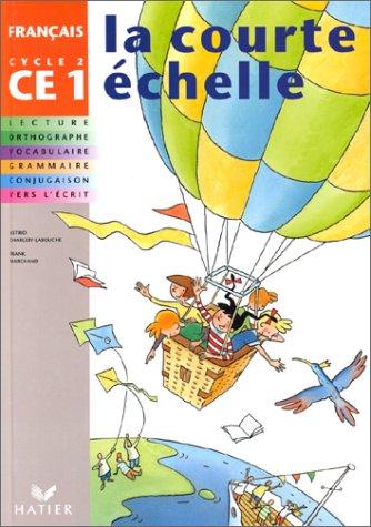 Francais Ce1 Cycle 2 Frank Marchand Livre