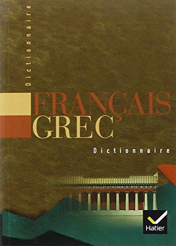 9782218725067: Dictionnaire français-grec