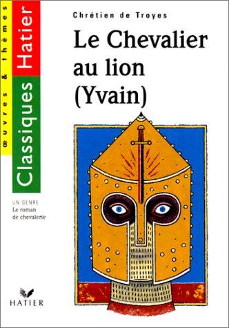 9782218727450: Yvain, le Chevalier au lion