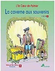 9782218734915: L'île au Coeur-de-Palmier 4 volumes. Manuel de l'élève A