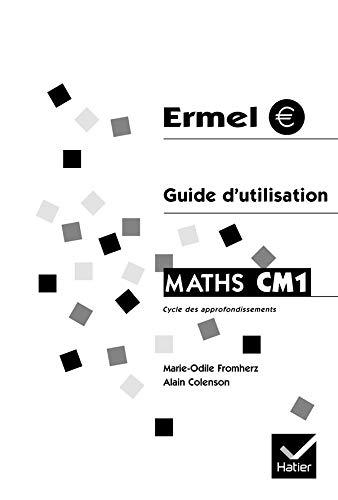 9782218735080: Maths CM1, guide d'utilisation