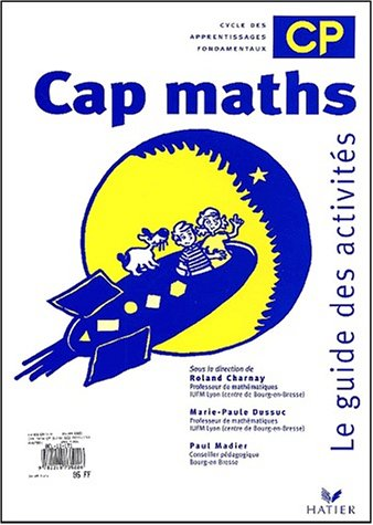 9782218735226: Cap Maths : Livre du maître, CP