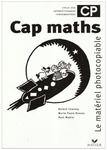 9782218735233: Cap maths CP : Le matériel photocopiable