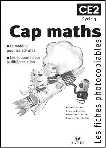 9782218736223: Cap maths CE2, materiel photocopiable, édition 2002 (French Edition)