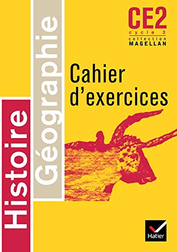 9782218737121: Histoire-géographie CE2, cycle 3 : Cahier d'exercices