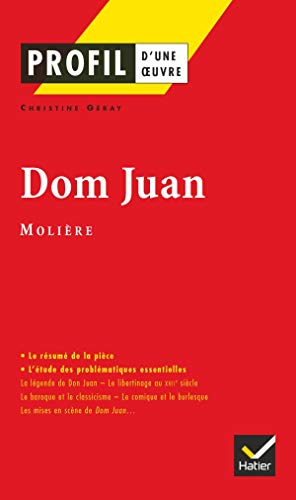Profil D'Une Oeuvre: Moliere (French Edition): Christine Geray