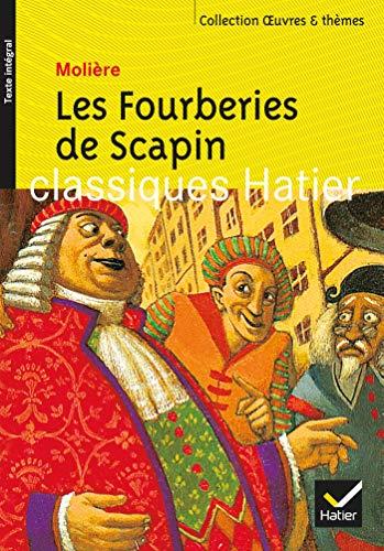9782218739231: Les fourberies de Scapin