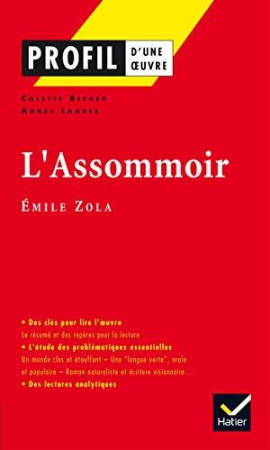 Profil d'une oeuvre : L'assommoir : Emile: Collectif,