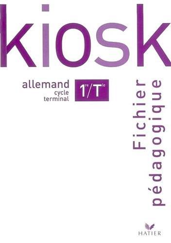 9782218740954: Allemand 1ere Term kiosk fichier pédagogique (French Edition)