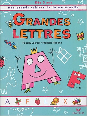 9782218741173: Grands Cahiers - Grandes Lettres