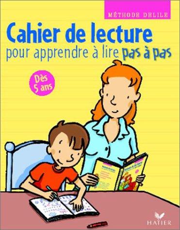 9782218742040: Pas à pas : Cahier de lecture pour apprendre à lire pas à pas