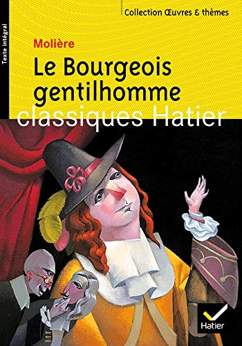 9782218743344: Le bourgeois gentilhomme (French Edition)