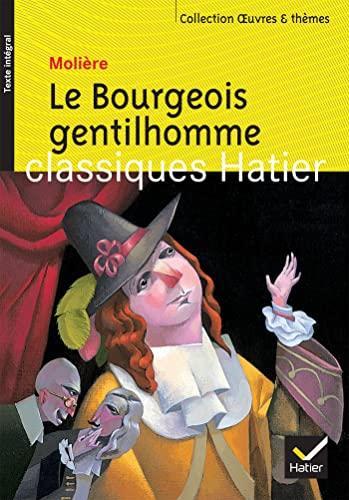 9782218743344: Le bourgeois gentilhomme