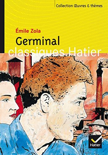 9782218743368: Germinal : Extraits (Classiques Hatier)