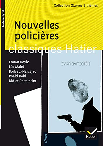 9782218743429: Oeuvres & Themes: Nouvelles Policieres (French Edition)