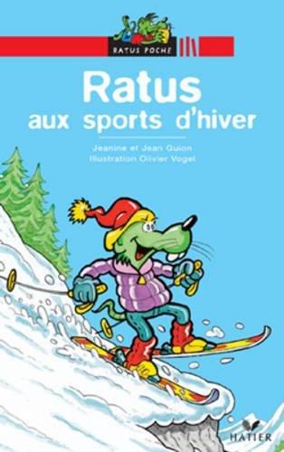 9782218743801: Ratus aux sports d'hiver