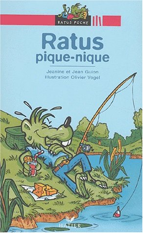 9782218743825: Bibliotheque De Ratus: Ratus Pique-Nique (French Edition)
