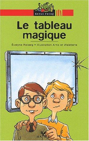 9782218743832: Le Tableau magique