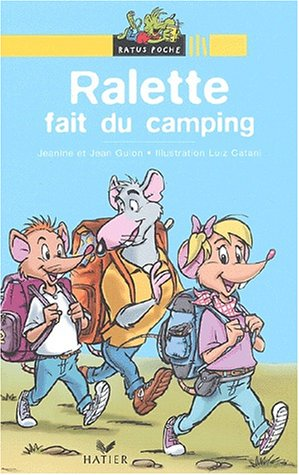 9782218744174: Ralette fait du camping