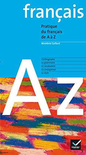 9782218746246: Le Français de A à Z, 2004