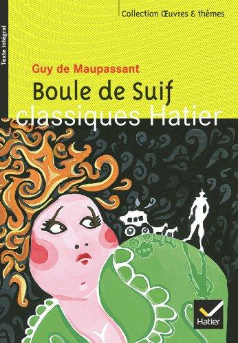 9782218747168: Boule de Suif (Classiques Hatier)