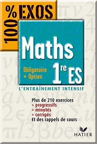 9782218747281: Maths : 1er ES