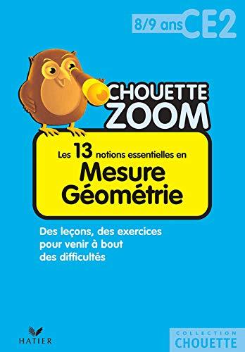 Mesures Géométrie (Chouette Zoom) - Albert Cohen; Jean Roullier