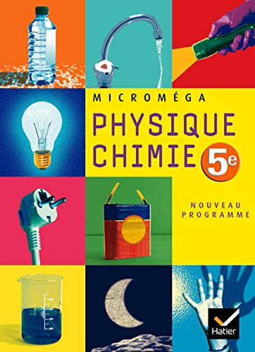 Physique-chimie 5e: Daujean, Christophe and