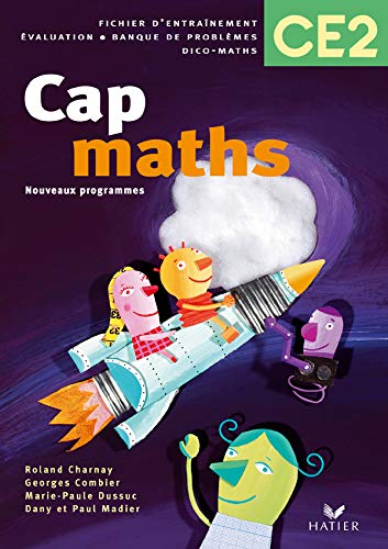 9782218749131: Cap maths. CE2. Fichier de l'élève. Per la Scuola elementare