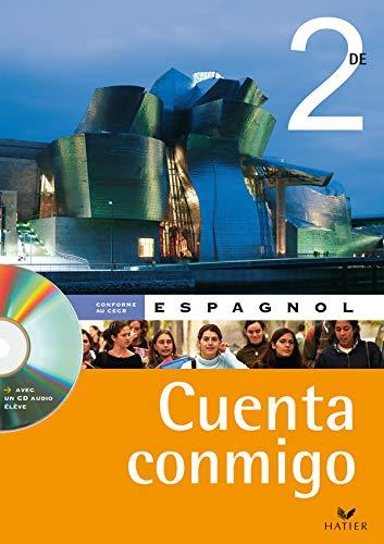 9782218749261: Espagnol 2e Cuenta Conmigo (1CD audio)