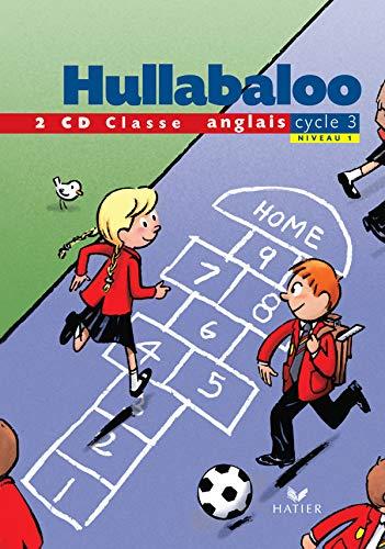 9782218750304: Hullabaloo CE2/CM1, 2 CD Audio Classe