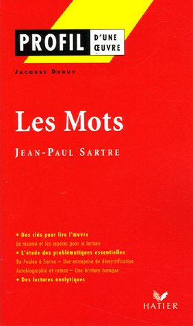 9782218750915: Les Mots