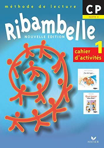 9782218751042: Ribambelle CP : Cahier d'activit�s 1
