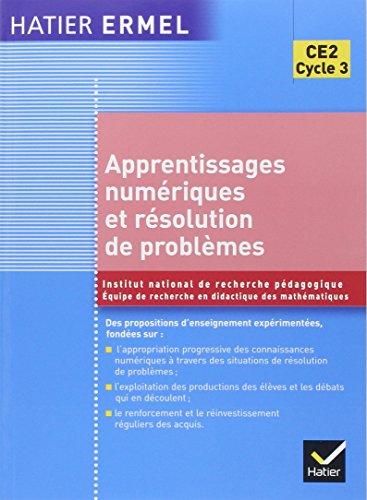 9782218920356: Ermel - Apprentissages numériques et résolution de problèmes CE2