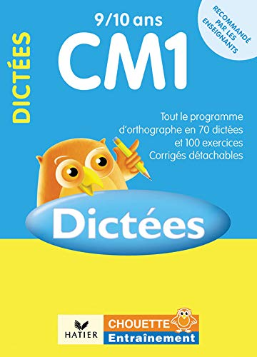 9782218920899: Dictees Cm1 9-10 Ans (French Edition)