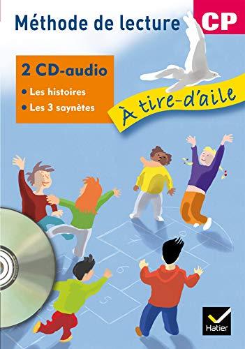 9782218921056: M�thode de lecture CP A tire-d'aile : 2 CD-audio