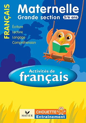 9782218921490: Chouette Francais Grande Section (5/6) (French Edition)