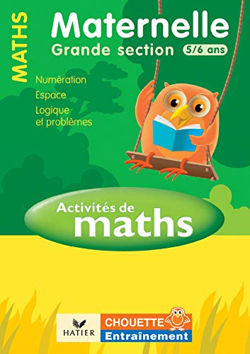 9782218921506: Chouette Maths Grande Section (5/6) (French Edition)