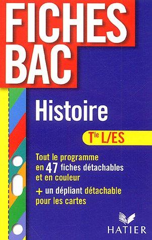 9782218922664: Histoire Tle L/ES