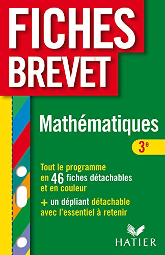 9782218922862: Math�matiques 3e