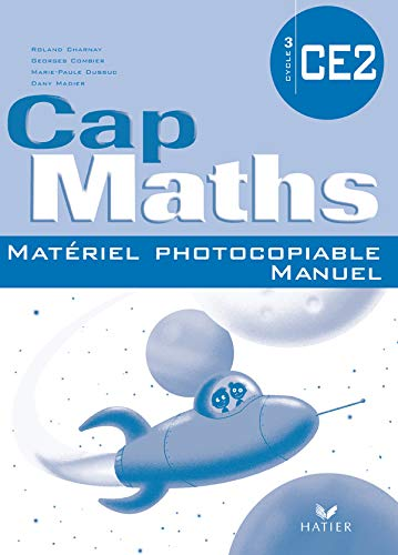 9782218923296: Cap Maths CE2 (French Edition)