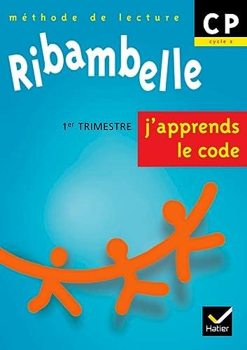 9782218924217: J'apprends le code CP cycle 2 : Bleu