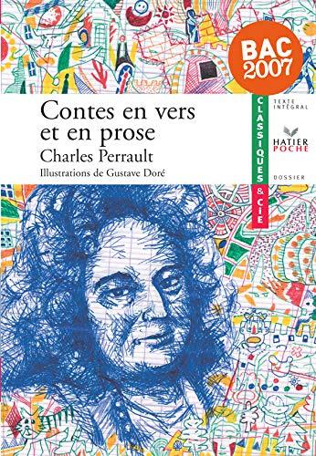 9782218924514: Contes en vers et en prose (1694-1697)