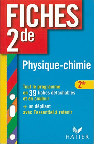 Physique-Chimie : Seconde: Patrice Brossard