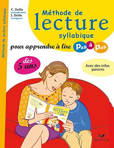 9782218925450: Méthode de lecture syllabique : Pour apprendre à lire pas à pas