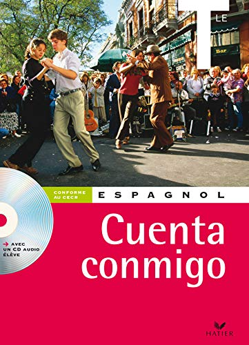 9782218925573: Espagnol Tle Cuenta conmigo (1CD audio)