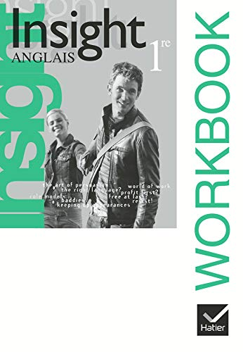 9782218925689: Insight Anglais 1e : Workbook