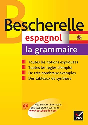 9782218926211: Bescherelle espagnol : la grammaire (Bescherelle langues)