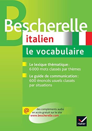 9782218926259: Bescherelle: Italien. Le Vocabulaire (Bescherelle langues)