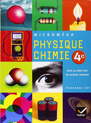 9782218926815: Physique Chimie 4e (French Edition)